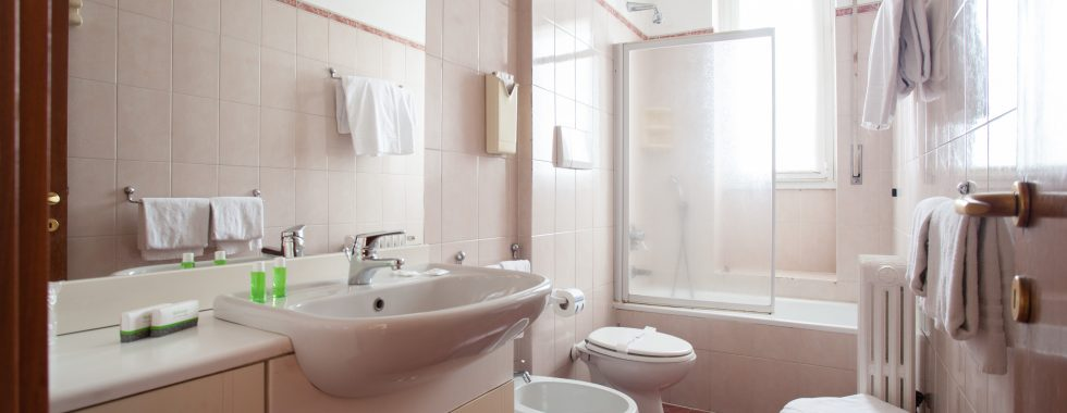 iH Hotels Aparthotel Argonne Park Milano - Bathroom
