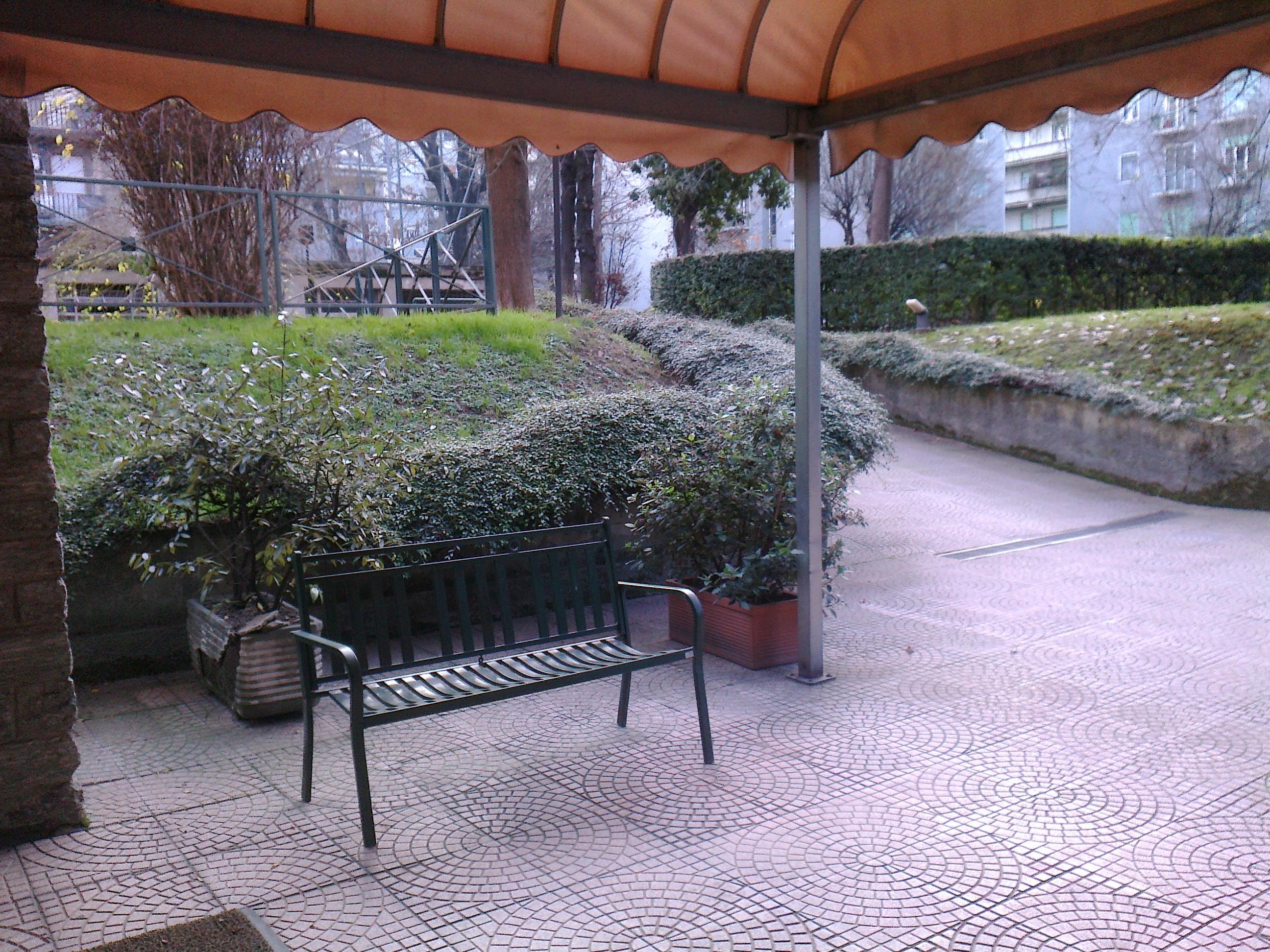iH Hotels Aparthotel Argonne Park Milano - Hotel Entrance