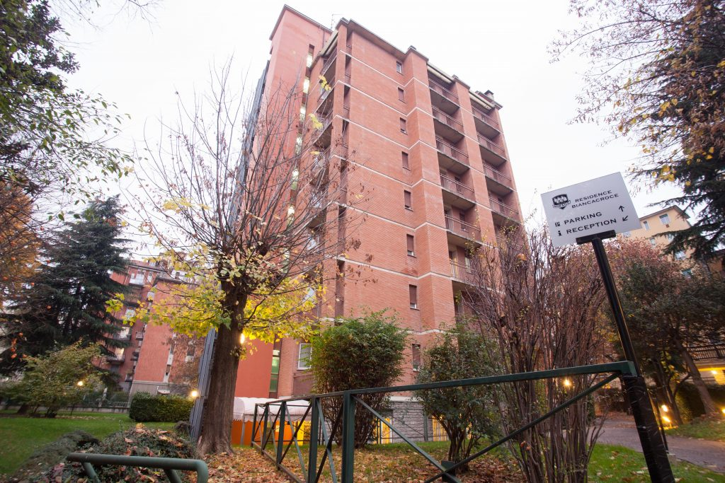 iH Hotels Aparthotel Argonne Park Milano - Hotel External